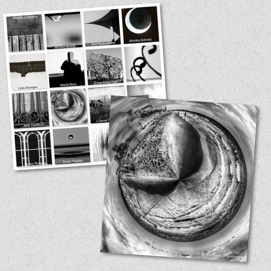 Another pleasant surprise...My Misquamicut beach tiny planet photo in B&W is featured in Global Photography Showcase...Such an Honor, thank you Henrique For the recognition and congratulations to all ;) Iphonesia Photography IPhoneography Blackandwhite