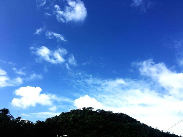 Sky Day Cloud - Sky Blue Nature Outdoors Beauty In Nature Beauty In Nature Nature No People