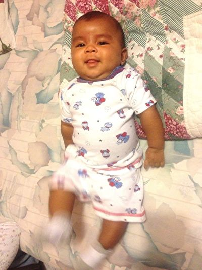 Ma lil man! A niggah who will always have my heart no matter wat!!!! ❤❤❤