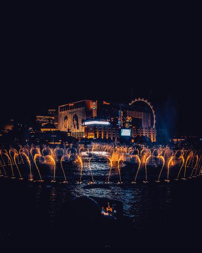 Las Vegas looks