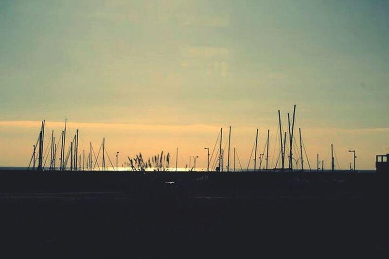 Maresme Landscape Puerto Velero