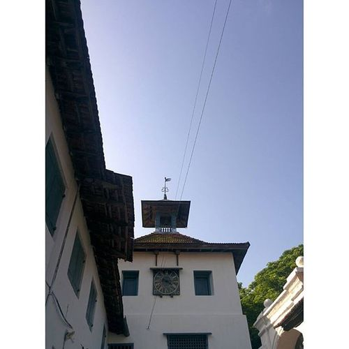 Paradesi Synagogue. JewTown Kochi Kerala Nofilter Vacay