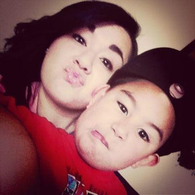 Me & My baby bro ❤