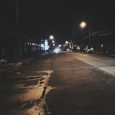 Road! THARAWSHOT Vscocam Goodnight