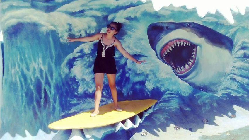 Shark!!! Summertime Adventure Summer2016 Popular Photos Hello World ✌ Taking Photos Shades Of Blue Model
