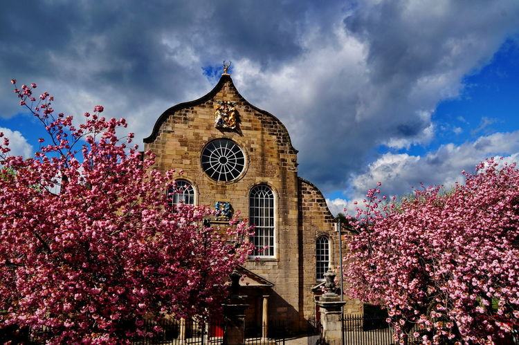 Architecture Church Epic NEX-5T Scotland Sky And Clouds Tranquility Tree No People Sky Sony