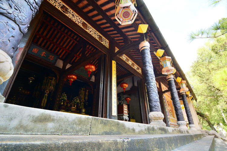 Tu Hieu pagoda Architectural Column Architecture ASIA Asian  Asian Culture Buddhism Buddhist Temple Building Exterior Built Structure Huế No People Outdoors Pagoda Place Of Worship Religion Spirituality Travel Destinations Travel Photography Traveling Tu Hieu Vietnam