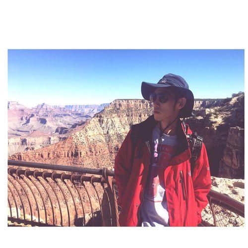 Grand Canyon Skyview Sky