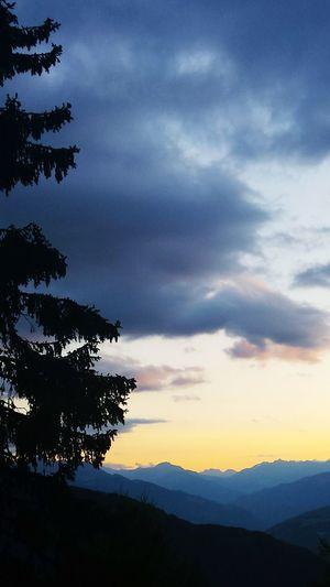 A L P E S France Montagne Sun
