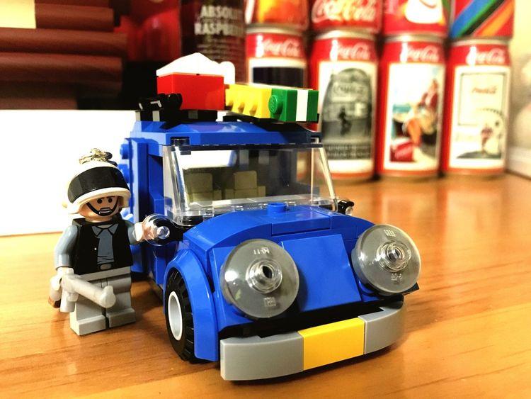 Volkswagen Beetle Volkswagen LEGO EyeEm Taiwan Relaxing