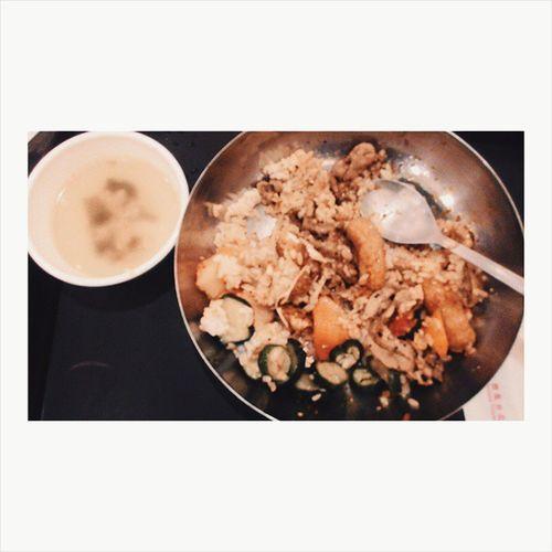 韓式拌飯 비빔밥