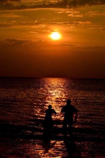 Fishing Net Men