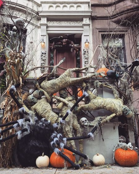 spooky level