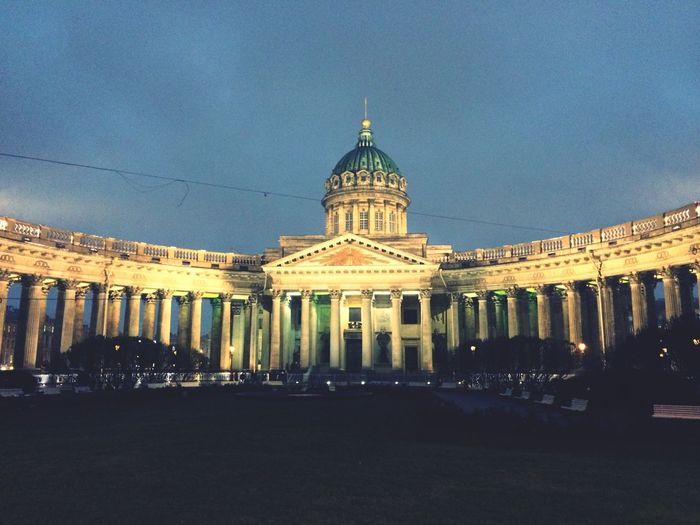 Architecture Saint-Petersburg Beatiful Place People Watching