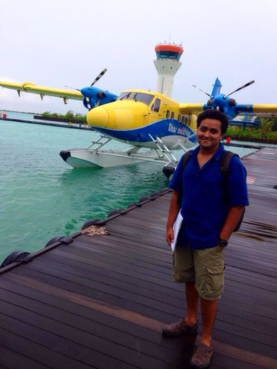 ThatsMe Airtaxi Maldivesphotography GreenWaters