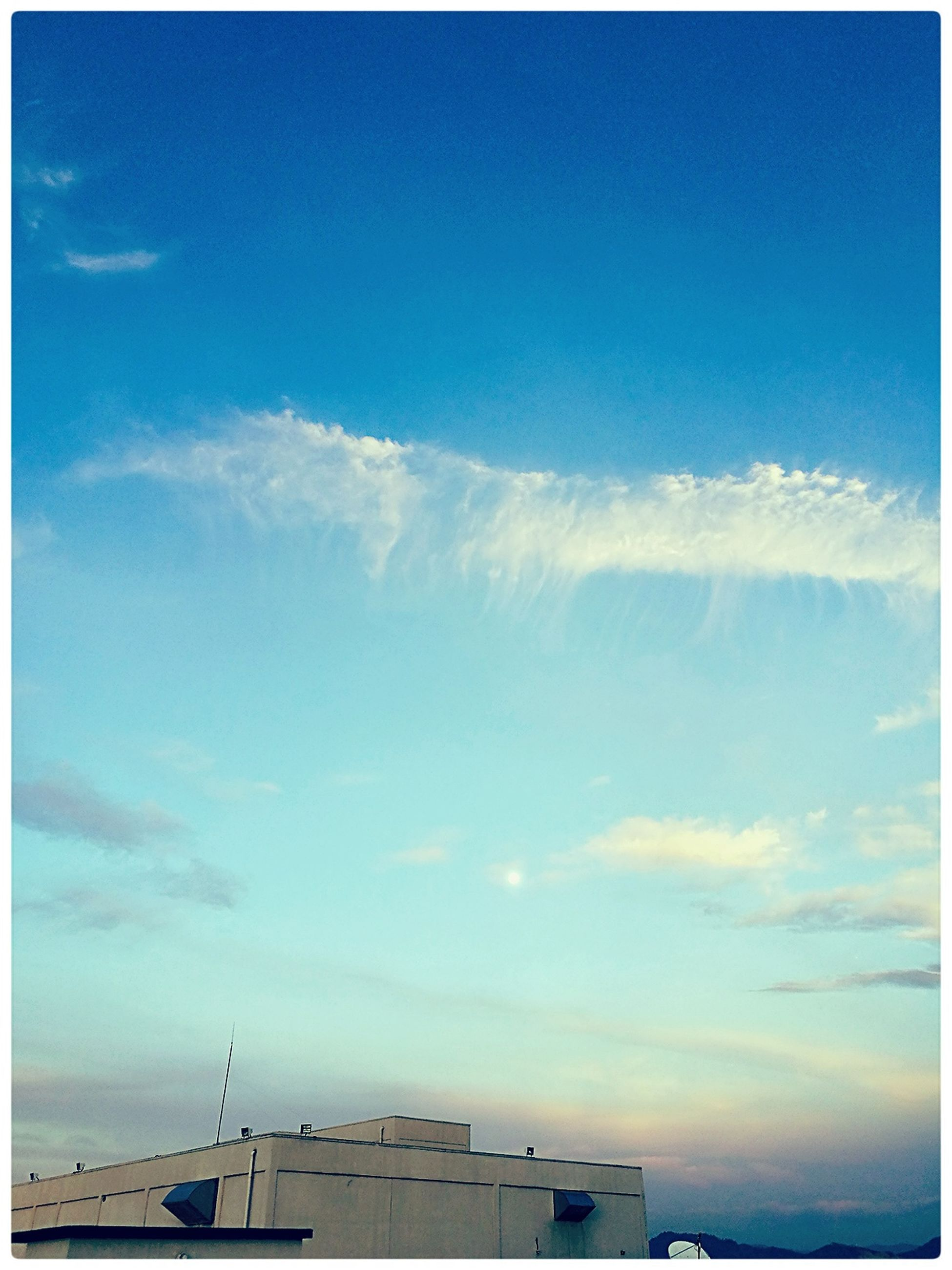 sky, blue, sea, nature, no people, scenics, outdoors, day, beauty in nature, architecture, water