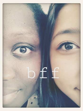 Everybody want a best friend but the real best is already mine ♥♥♥