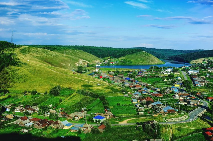 Relaxing Hello World Summer Beutiful  Forest Ural пейзаж природароссии Summertime Wonderful