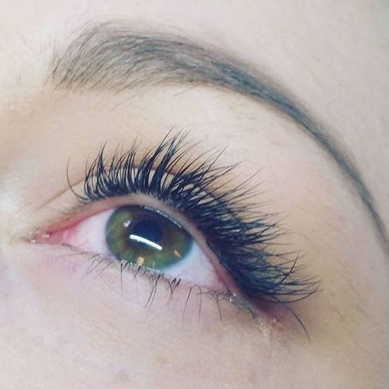 Vippeextensions Lashextensions Vipper Holmestrand Vippetippen Vipperlovers