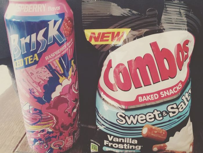 Combo Combos Chips Snakes