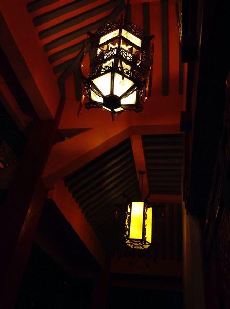 China Lamp 灯