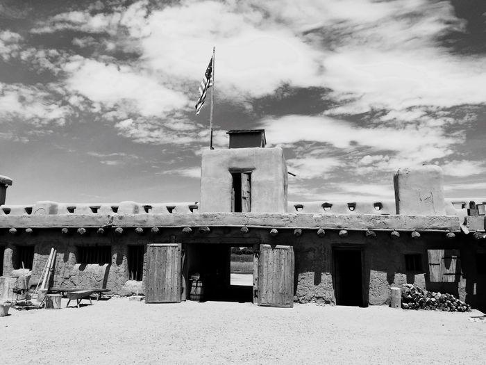 Old Bents Fort. Colorado Oldbentsfort Oldwest Cowboys Horses Adobe Southwest
