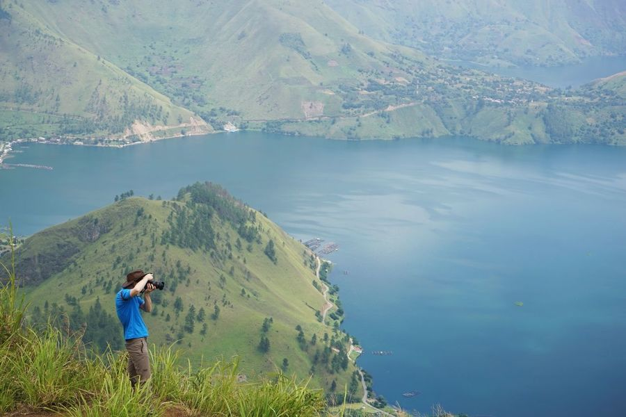 How's The Weather Today? North Sumatera Traveling LakeToba