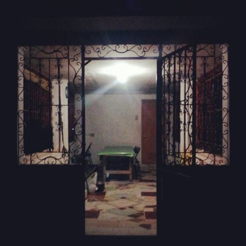 This may look creepy but thanks to this place... Newlyfoundhideout for saturday nights night out... duol rasad sa hayahay!!!!!