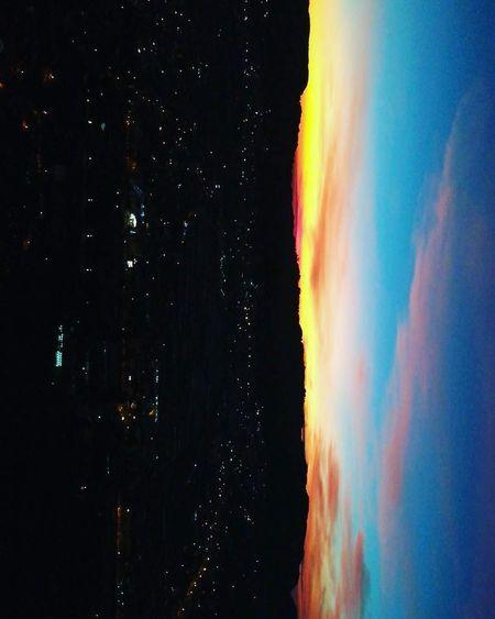 Multi Colored Cloud - Sky Scenics Landscape Nature Outdoors EyeEmNewHere EyEmNewHere Travel Night Philippines Nature Benguet