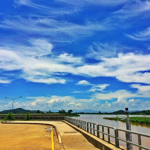 Chiangsaen commercial port Port Chiangsaen Chiangrai Thailand First Eyeem Photo