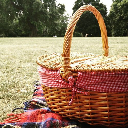 Picnictime at Vickypark !
