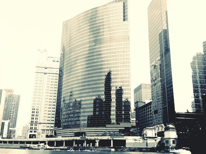 Downtown Chicago Chicago Architecture Chicago Skyline Chicago Chicagoshots Chicago River