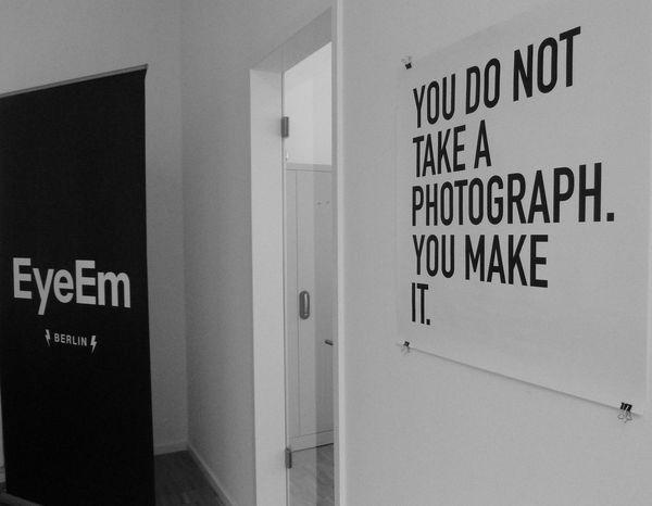 My EyeEm visit At EyeEm Studio , Eyeem Studio Kreuzberg Berlin