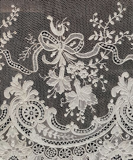 Blair Castle French Lace
