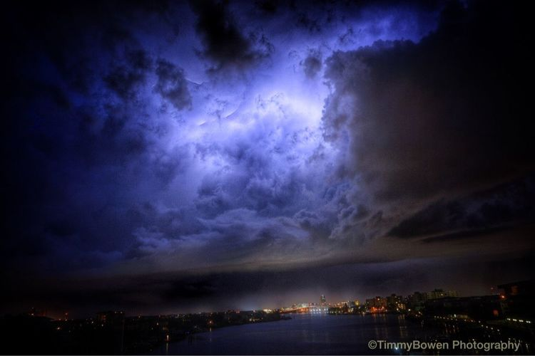 Lighting over ClearWater Florida Lighting Storm Clouds Clouds And Sky Storm Cloud Stormy Weather Enjoying Life Vaction Summer Relaxing Taking Photos City Lights City Cityscapes City Life Nightphotography Florida Ocean Life Ocean View Relaxing Hanging Out (null)Vacation Vacation Time Sonyphotography