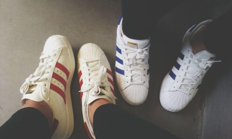 Adidas Superstar Twin Bahn