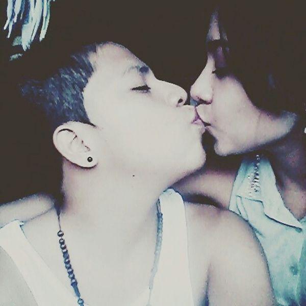 Kiss Me Baby ❤ Te Amo ❤ Love ♥ Teamo♥ Siempre Juntos Juntos 💜 Tuyyo Corazón Amoremio Je T'aime