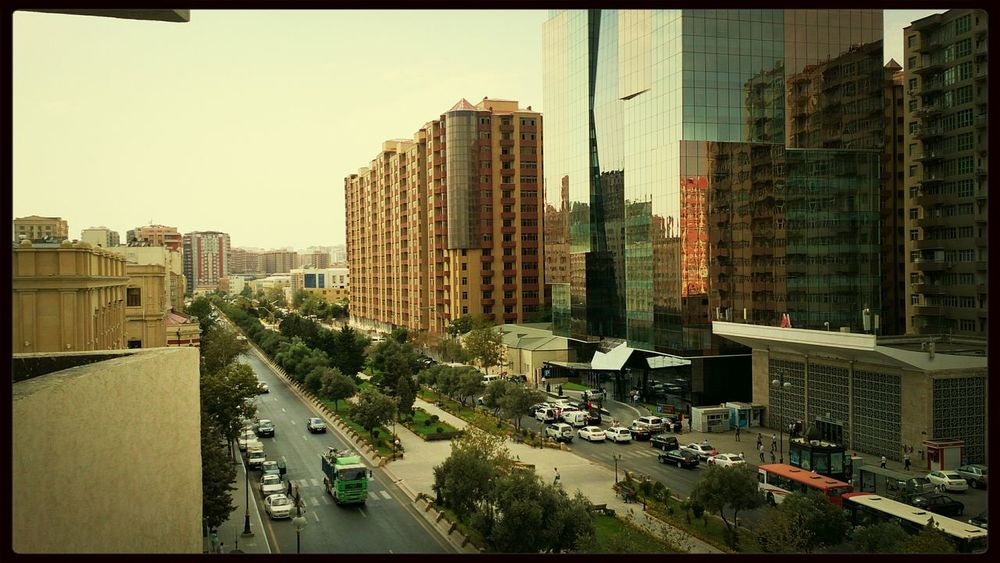 Hello World Faces Of EyeEm First Eyeem Photo Enjoying Life Azerbaijan Beautiful City Life Popular City Metro