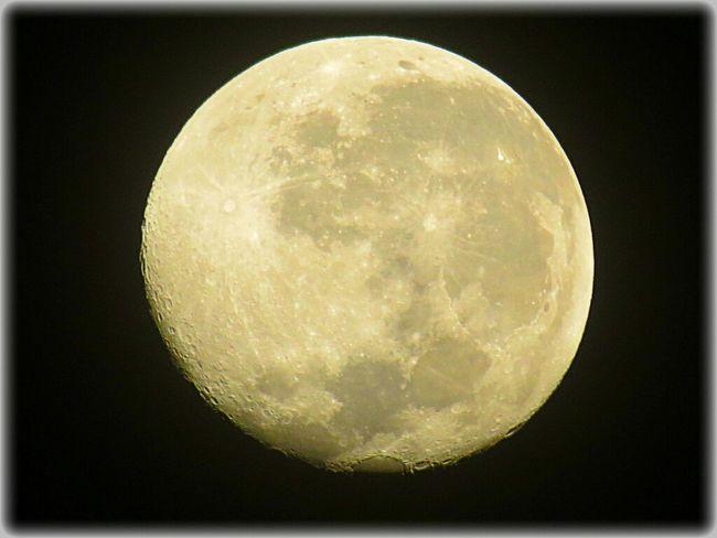 Canonsx50 Hello World:) Full Moon Night