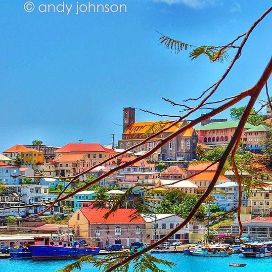 Grenada Ilivewhereyouvacation HDR