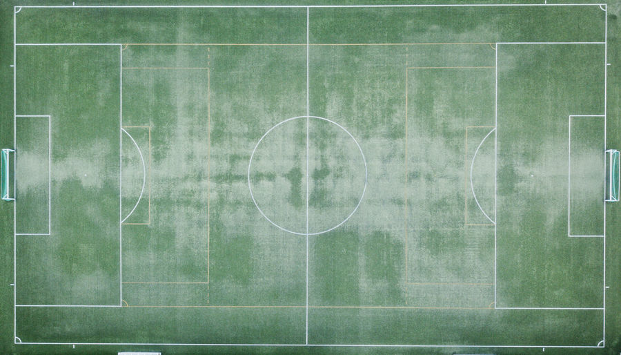 City DJI X Eyeem Football Aerial Aerial View Architecture Backgrounds Blackboard  Close-up Day Dji Green Color Indoors  No People Soccer Soccer Field Soccer⚽ Sport View From Above