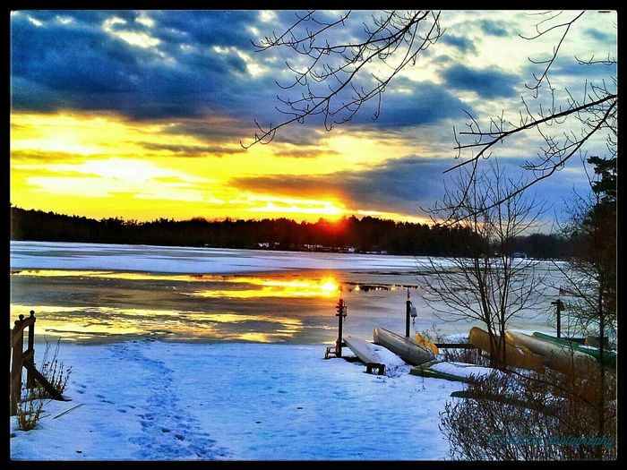 Check This Out Frozen Lake Frozen Nature Winter Landscape Winter Sunset Eyemsunset Lakeside Enjoying Life Taking Photos Eyem Landscapes Eyem Best Shots Nature_collection Waterscape Nature Photography Sunset #sun #clouds #skylovers #sky #nature #beautifulinnature #naturalbeauty Photography Landscape [a:3648403] Eye4photography  Tadaabestshot EyeEm Eyem Gallery Eyemcaptured Mobile Photography Nature On Your Doorstep inspired by beauty getting inspired Eye Em Nature Lover Fresh On Eyeem