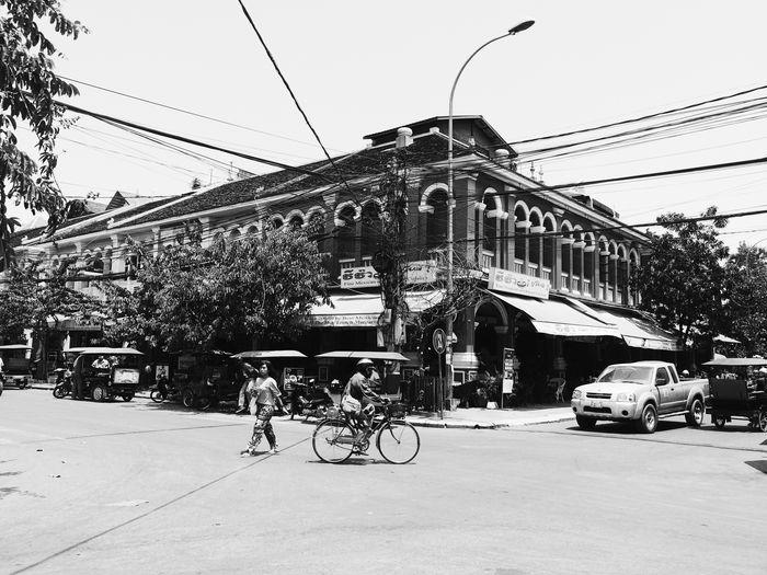 Cambodia B&w Blackandwhite Siemreap First Eyeem Photo Explorecambodia