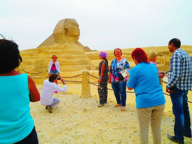 The Journey Is The Destination Sfinks Giza Egypt Connected By Travel