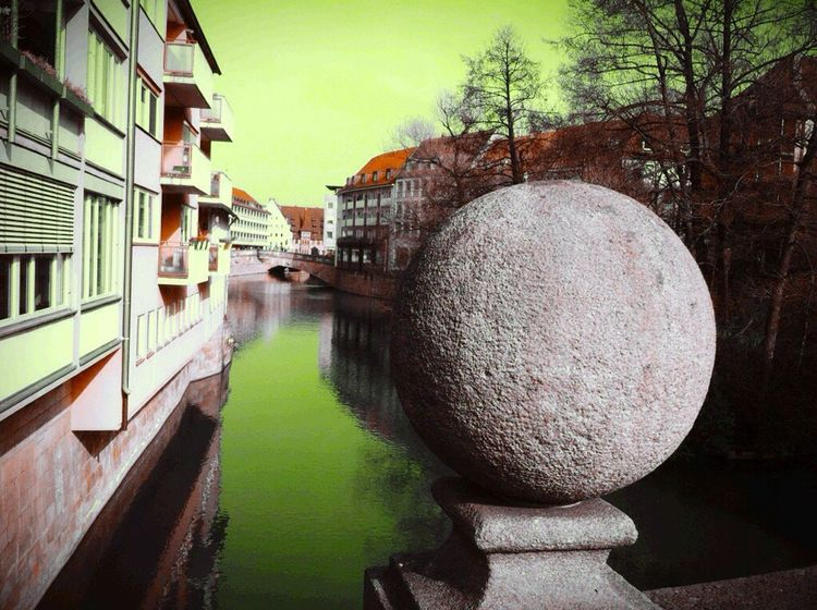 The Architect - 2016 EyeEm Awards Nuremberg Bridge.