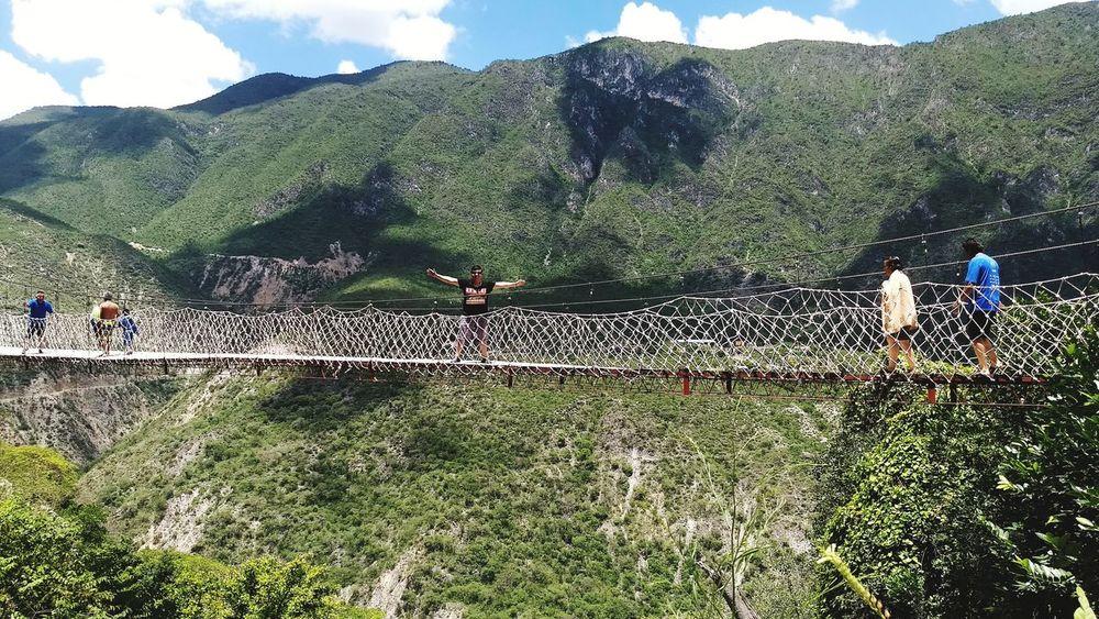 Mexico Grutasdetolantongo Puentecolgante Nature Travel UrielAviles First Eyeem Photo