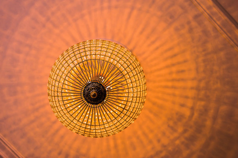 Abstract Architectural Feature Arts Culture And Entertainment Circle Circular Close-up Design Directly Below Geometric Shape Low Angle View No People Old-fashioned Ornate Pattern Round Shape Sphere