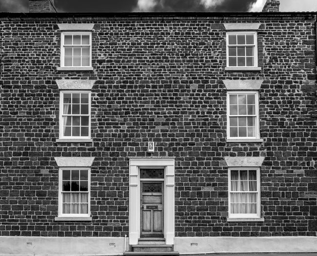 2 Broad Green, Wellingborough, Northamptonshire Northamptonshire Wellingborough Monochrome FUJIFILM X-T10 Black And White Architecture