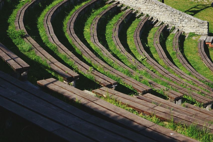 High Angle View Outdoors Terraced Field No People Day Travel Destinations Landscape Rice Paddy Agriculture Nature Ancient Civilization No Filter, No Edit, Just Photography EyeEm Best Shots Summer Theatre Building Exterior Nature Field Grass Traditional Hungarian Reed Rooftop Rice - Cereal Plant Growth Curve Travel Rice Paddy Rural Scene