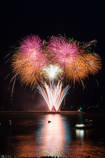 National Fireworks Competition EyeEm Best Shots - Long Exposure EyeEm Best Shots Long Exposure Night Photography Long Exposure Shot Long Exposure Fireworksphotography Competition Fireworks Firework Display City Event Entertainment Firework Lit Light Glowing Exploding Light Painting Fireball
